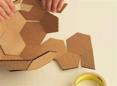 How To Make A Paper Geodesic Dome - scout regalia reel 02 gingerbread geodesic dome
