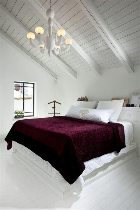 badezimmerw sche schrank ideen schlafzimmergestaltung mit dachschr 228 ge zum wohlf 252 hlen