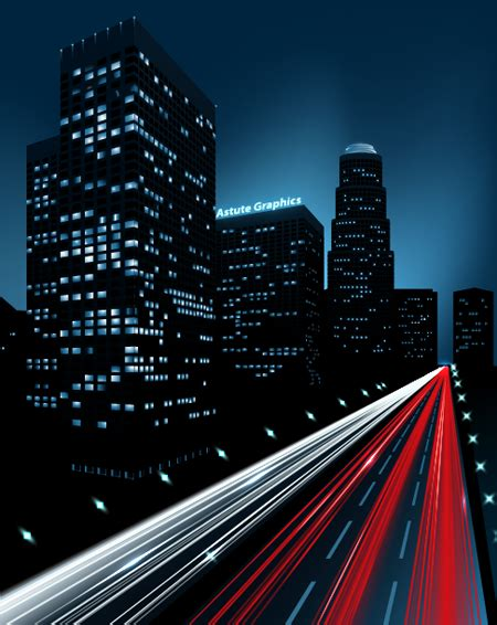 ai pattern perspective how to create a night city illustration using adobe