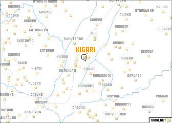 kigari (burundi) map nona.net