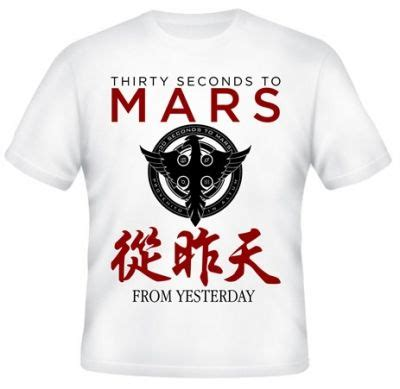Kaos V Neck 30 Seconds To Mars1 Vnk Ard51 kaos 30 seconds to mars 19 kaos premium