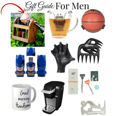 friday fresh picks gift ideas for men life without pink