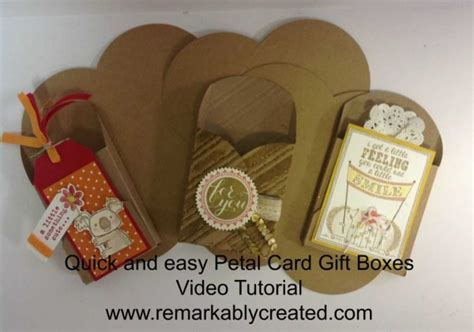 Gift Card Party Favors - diy gift boxes and easy party favors with stin up s gift card enclosure pack