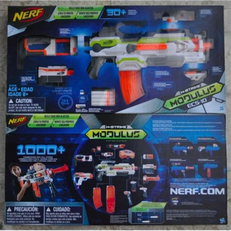 Nerf Ecs 10 Stock nerf modulus ecs 10 blaster toysgraphy