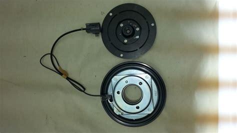 new genuine mazda 6 05 08 air conditioner compressor clutch magnet ac oem a c ebay