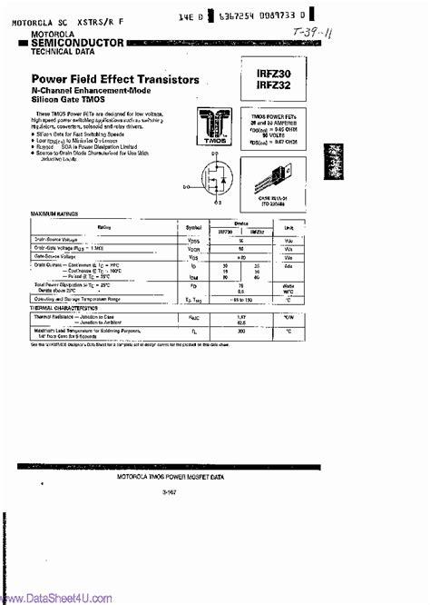 transistor b817c datasheet irfz32 396835 pdf datasheet ic on line