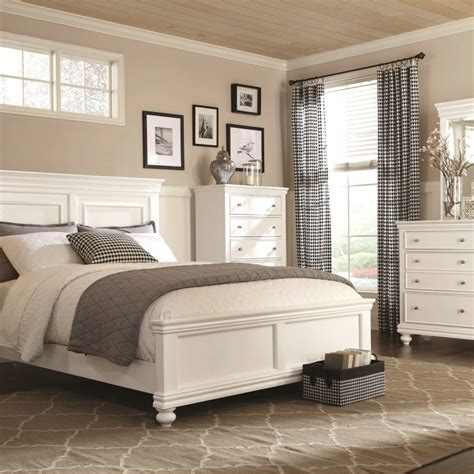 cheap white bedroom furniture set