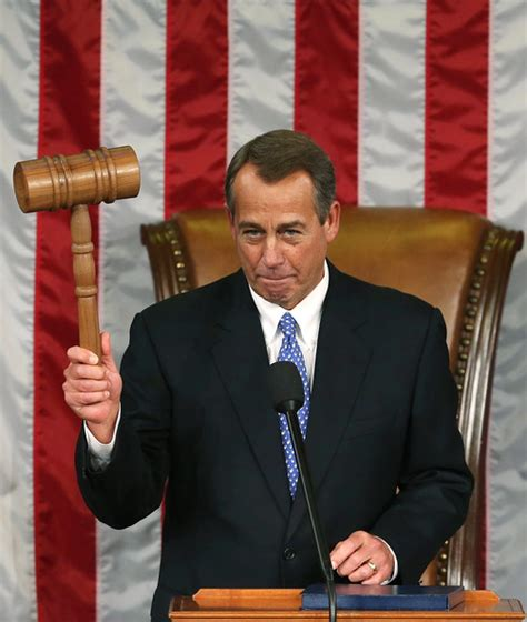 who presides over the house house speaker boehner presides over opening session of congress zimbio