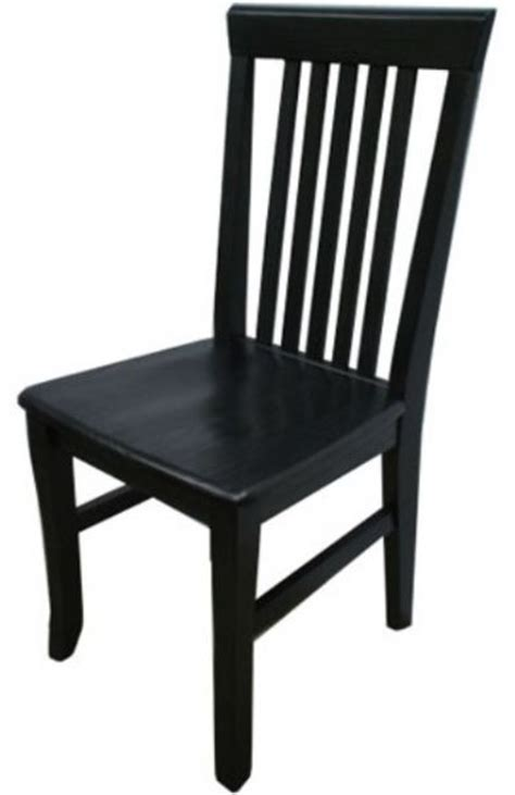 Black Wood Dining Chair Black Wood Dining Chairs Winda 7 Furniture