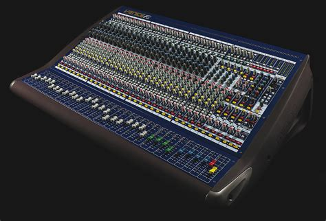 Mixer Audio Midas midas venice f hybrid mixing desk review fitzsoundandav