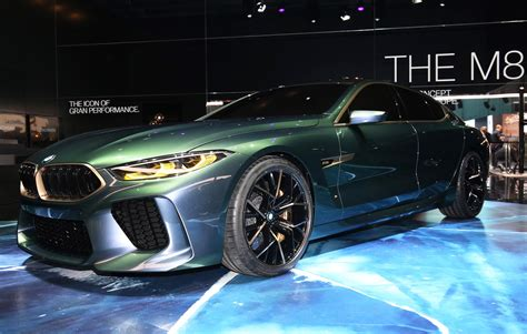 2019 Bmw 8 Series Gran Coupe by Concept Previews Bmw M8 Gran Coupe Coming In 2019