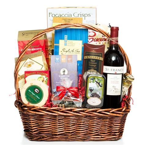 wine and chocolate gift baskets wine and chocolate gift basket