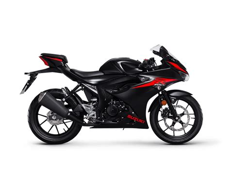 suzuki motorcycle black suzuki gsx r125 motogp sport bike chelsea motorcycles group