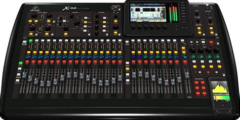 Mixer Sound behringer x32 40 input 25 digital mixer pssl