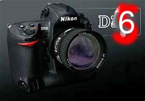 collected nikon camera news, speculation, rumours and info