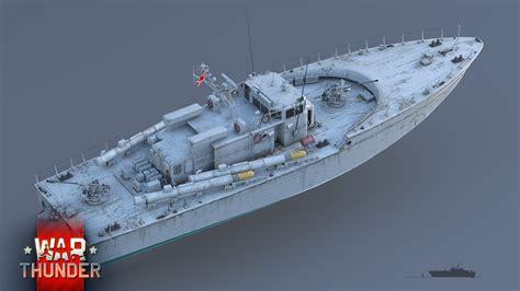 japanese torpedo boats development type 11 pt 15 shore guard news war thunder