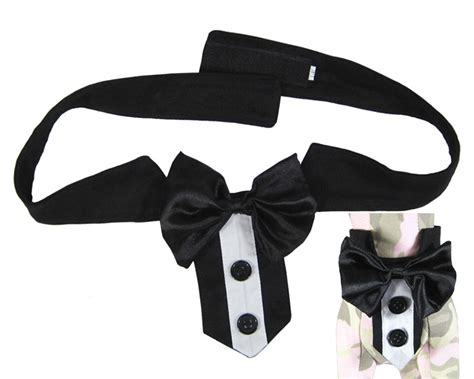 puppy bow tie collar large bow tie collar