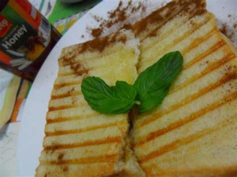 Teflon Panggangan Roti anak kost jangan malas sarapan sendiri awali pagimu