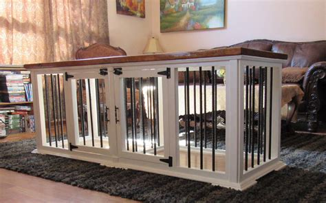 Ikea Dog Bed Double Dog Crate Furniture Home Design Ideas And Pictures