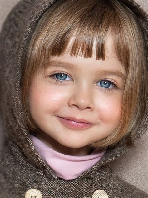 10 year old heavy set girl short haircuts pretty little girl haircuts with bangs styles time