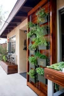 Vertical Herb Garden Design Design Diary Chantal And S Spectacular Backyard