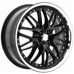 17 inch black wheels rims dodge ram 1500 ford f150 e150