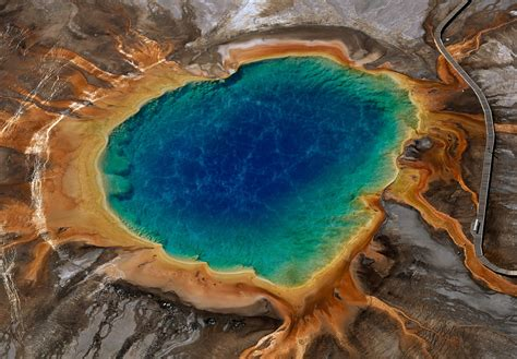 10 Surprising Facts About Yellowstone Grand Prismatic Spring Facts