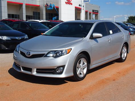 2014 Toyota Camry Silver Toyota Camry 2014 Se Silver