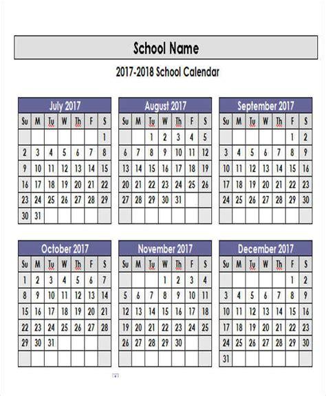 academic calendar templates 2015 2016 school calendar