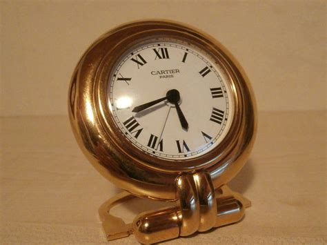 t駘馗harger horloge de bureau pendulette cartier horloge de bureau catawiki
