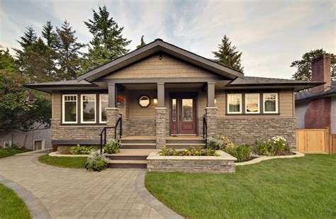 house exterior design modern home renovation burnaby bungalow renovation contemporary exterior