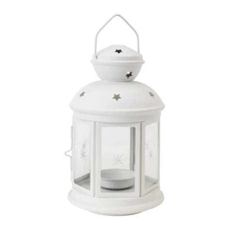 rotera lantern for tealight ikea