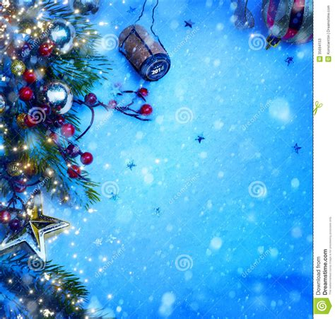 party title for christmas new year and 2014 new year stock image image 35694153