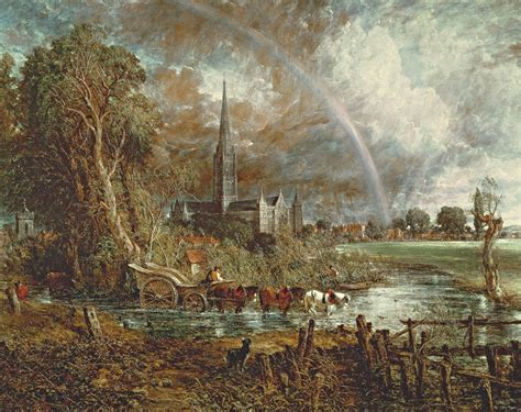 by john constable salisbury cathedral constable s salisbury cathedral from the meadows set for