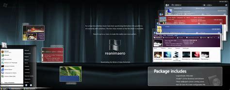 vista themes free download for windows 7 windows vista reanimaero vs theme free download vista