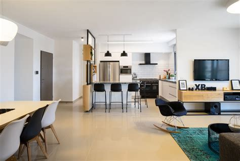 design studio interior design of a new apartment by en design studio design milk