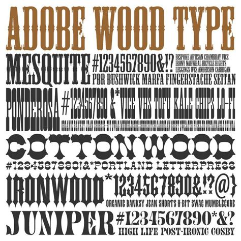 woodworking font image graphic design fonts