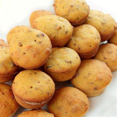 recetas de cocina magdalenas receta de magdalenas de calabaza y nueces pinterest