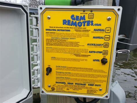 boat lift nj 10 000 lb boat lift for sale in nj the hull truth