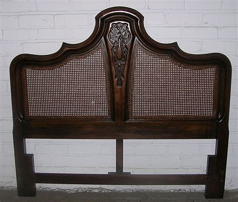 cane headboard queen double queen size headboard of carved wood cane headboards