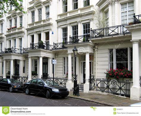 Georgian Floor Plan elegant london townhouses stock image image 8180631