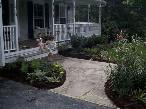 27 Best Images About Landscaping On Pinterest Front Front Porch Landscaping Ideas