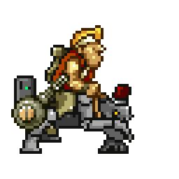 metal slug x | tumblr