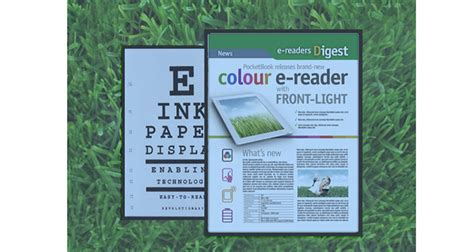 color e ink display gds announces color digital poster using e ink epaper