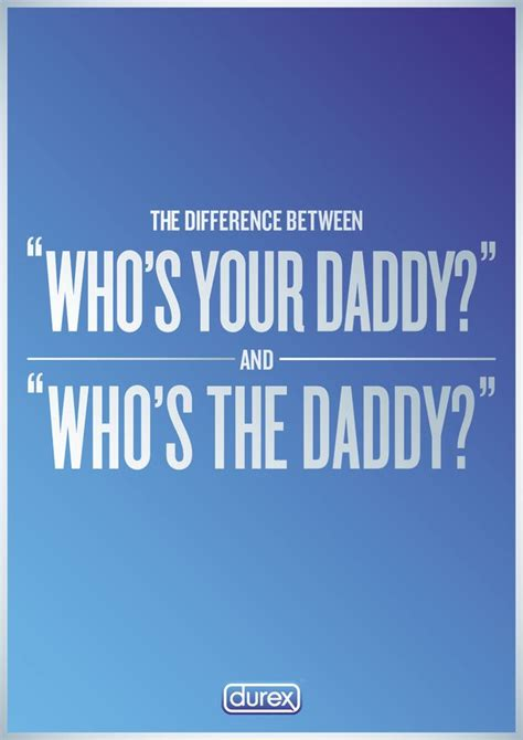 S Day Advertisement Tactical Fathers Day Ad For Durex By Willie Struwig Via
