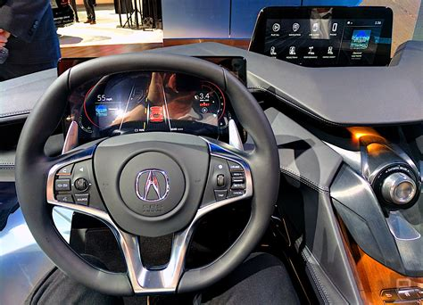 Cockpit Auto by Acura S Precision Cockpit Fuses Ai And Android In Your Auto