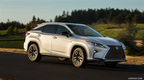 lexus rx wallpaper 2016 lexus rx 350 f sport front hd wallpaper 3