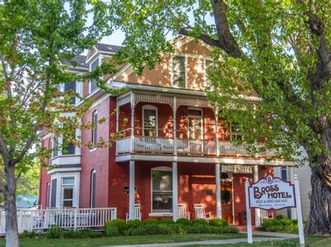 Bross Peony bross hotel bed and breakfast colorado