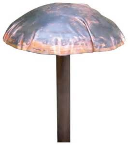 outdoor lighting copper contemporary hadco crafted copper 17 1 8 quot high