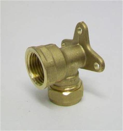 compression bib tap wall back plate 15mm 2458150x